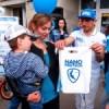 Спонсор детского вело парада Kinder bike -2015 компания Nanoprotech