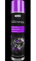 Очиститель двигателя NANOPROTECH, 650 мл